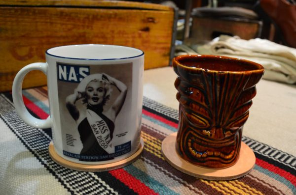 クッシュマンのTIKIマグカップの画像