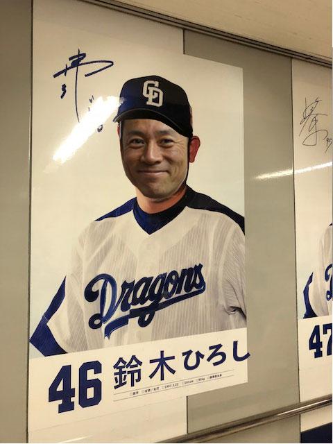 ドラゴンズ鈴木博志選手の画像