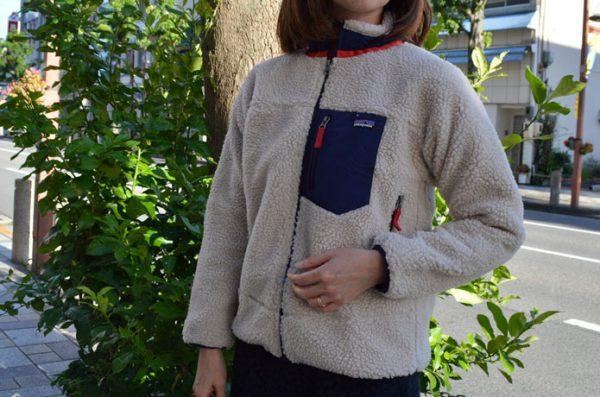 パタゴニア (PATAGONIA) キッズ レトロXジャケット フリースジャケットの画像