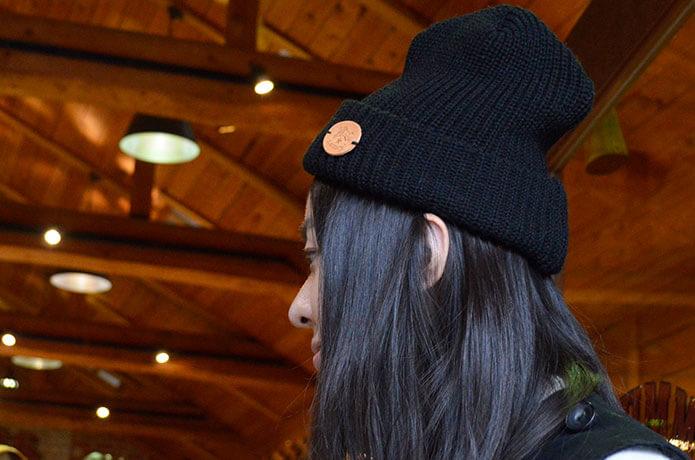 イルビゾンテ (IL BISONTE) ニット帽 ニットキャップ 54182309183
