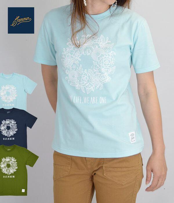 ジャミン (jammin) IN LIFE 半袖プリントTシャツの画像