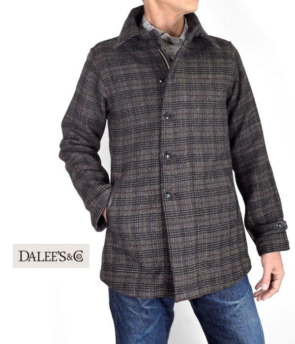 ダリーズ (DALEE'S&Co) Babo Coat... 1930s MULTI WOOL JACKET チェックウールジャケット