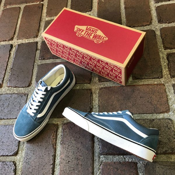 "VANS OLD SCHOOL ""BLUE MILAGE"""