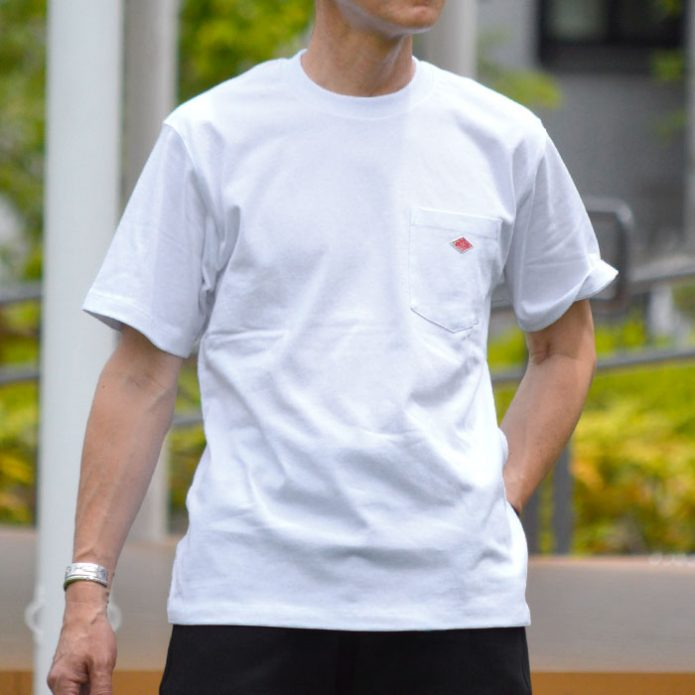 トップジミーのメンズコーディネート画像 ダントン (DANTON) ナイロンタフタ キャップ 帽子 UVカット JD-7144NTF