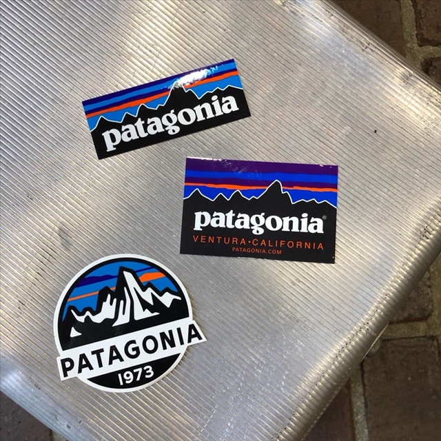 パタゴニア ステッカー sticker の画像