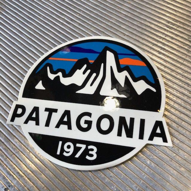 パタゴニア Fitz Roy Scope Sticker 92108