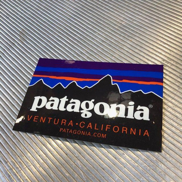 パタゴニア Classic Patagonia Sticker 91926