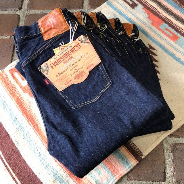 "フリーホイーラーズ (FREEWHEELERS) ""Lot.601XX1947"" THE VANISHING WEST 5POCKET JEANS 1947 MODEL ジーンズ デニムパンツ 1912002"