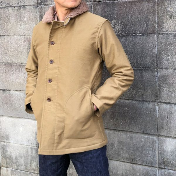 デラックスウエア DELUXEWARE Bring Coat...40s CIVIL COAT