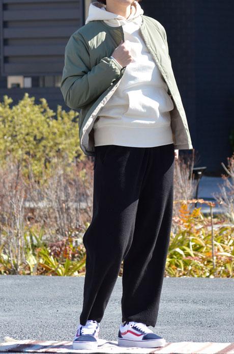 トップジミーのレディースコーディネート画像 まだ肌寒い日にぴったりの大人カジュアル