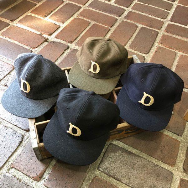 """ザ エイチ ダブリュー ドッグ アンド カンパニー (THE H.W.DOG&CO.) ベースボールキャップ """"ベースボール"""" D-00001"""