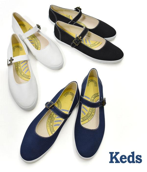 ケッズ (KED'S) CHAMPION STRAP CANVAS ローカットスニーカー 靴 シューズ 8100