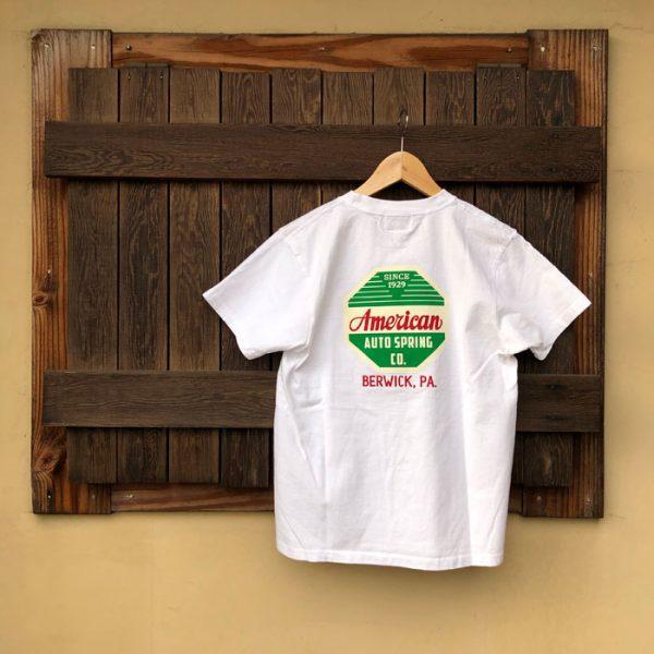フェローズ Pherrow's Tシャツ 21s-PPT1