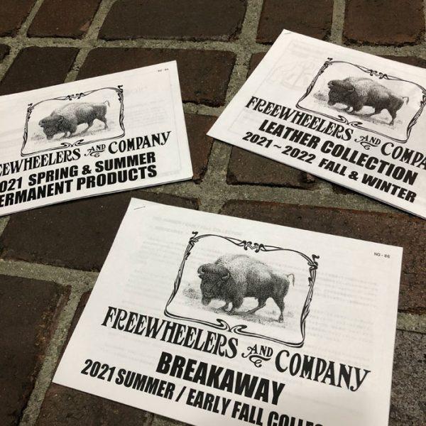 フリーホイーラーズ FREEWHEELERS 2021 SUMMER / EARLY FALL COLLECTION
