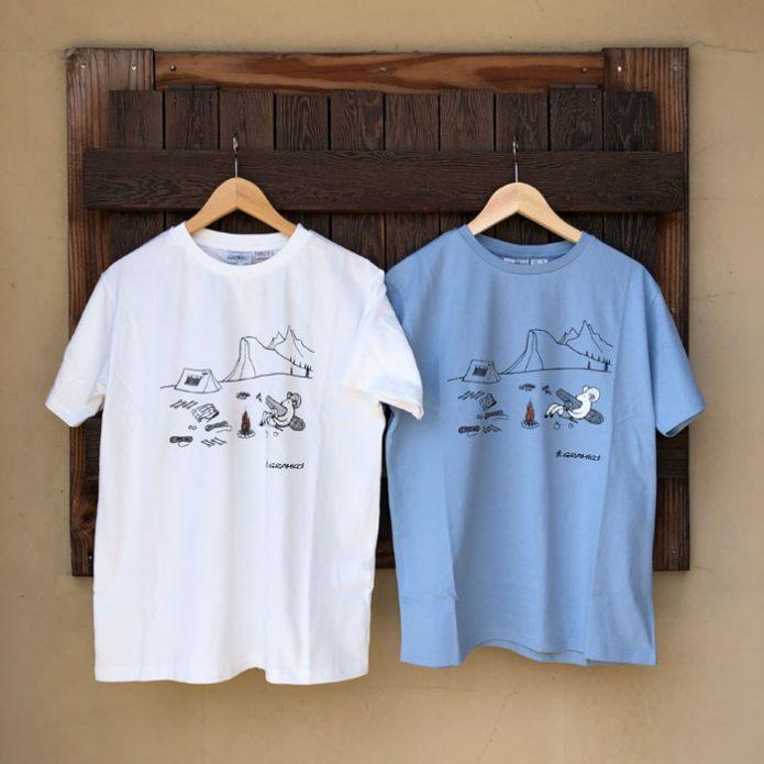 グラミチ (GRAMICCI) グラミチ (GRAMICCI) JONAS CLAESSON G-SHORTS ジョナス・クレアッソン READING TEE ジョナス・クレアッソン リーディングTシャツ