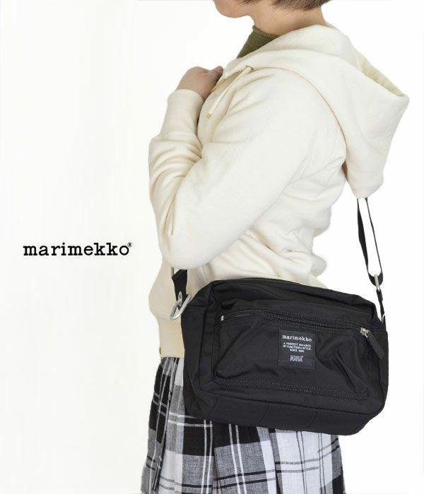 マリメッコ (marimekko) マリメッコ (marimekko) MY THINGS ナイロンショルダーバッグ 52193247241 ナイロンショルダーバッグ 52193247241