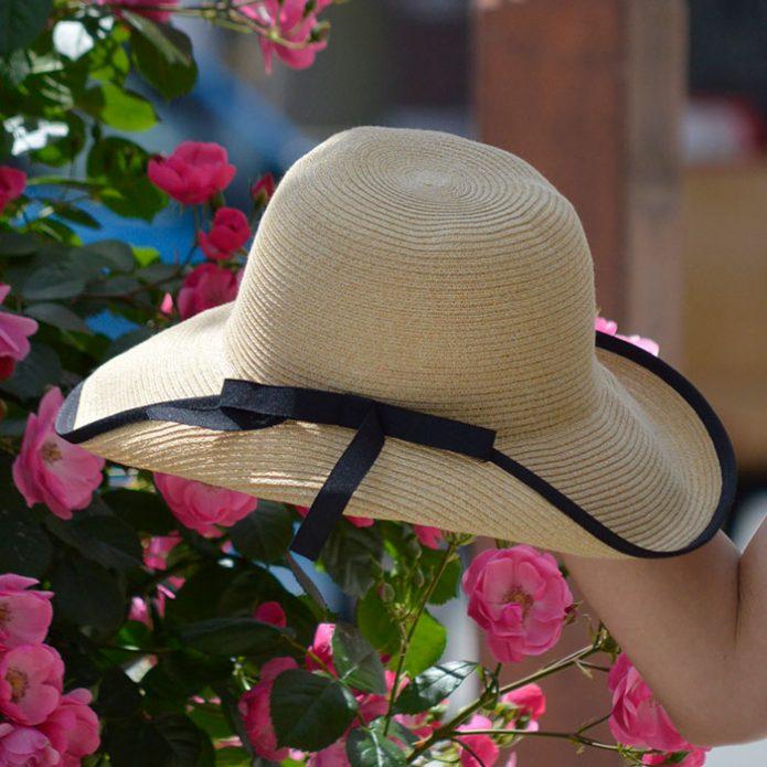 トップジミーのレディースコーディネート画像 ホーンプリーズ (Horn Please) アンダリ ハット ディンティリボン 帽子 107515