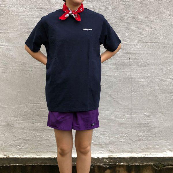 パタゴニア (PATAGONIA) メンズ P-6 ロゴ レスポンシビリティー 半袖プリントTシャツ 38504