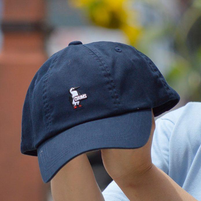 トップジミーのレディースコーディネート画像 チャムス (CHUMS) Booby Pilot Cap 帽子 キャップ CH05-1236