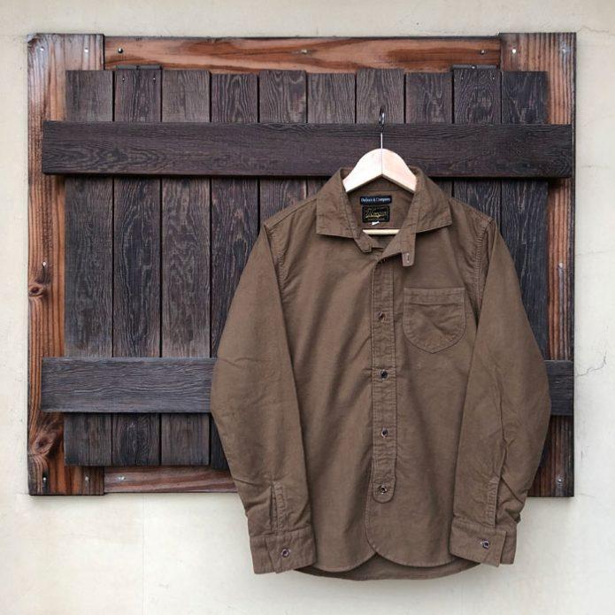 ダリーズ Dalee's Sergio…30s dress&work flannel